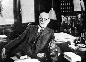 Sigmund Freud, ustanovitelj psihoanalize
