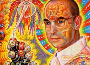 Albert Hofmann, švicarski kemik, ki je prvi sintentiziral psihedelično zdravilo LSD.