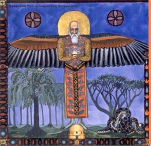 Carl Jung je bil na Zahodu med prvimi, ki je zemljevid človeškega nezavednega razširil na transpersonalni nivo.