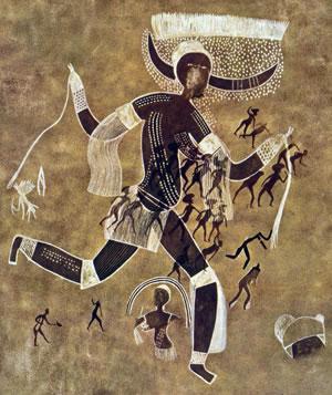 dancing-horned-goddess