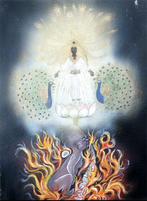 goddess-bright
